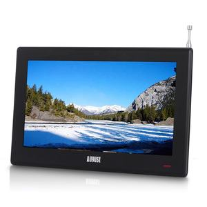 Mese di agosto DA100D TV Portatile con Freeview HD Video TV di trasporto di colore completo Piccolo Schermo TV LCD