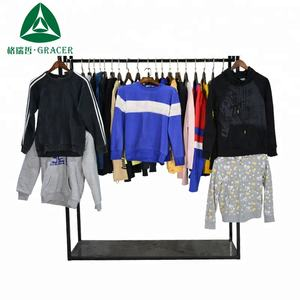 Used Clothing From Karachi Second Hand Winter Hoody Wholesale 100kg KG Bale Used Clothes