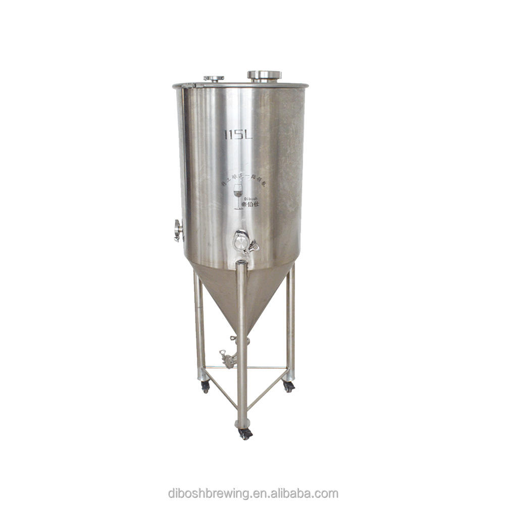 Fermentation tank 110L Conical Fermenter / 304 Stainless steel homebrew equipment