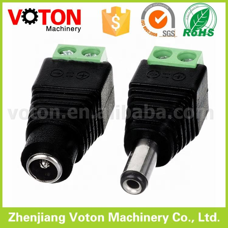 Cặp DC Power Nữ Nam Cắm Jack Adapter Connector cho Camera CCTV