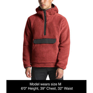 High Quality Heavy Sherpa Designed Mens Oversized Hoodie Manufacturers
