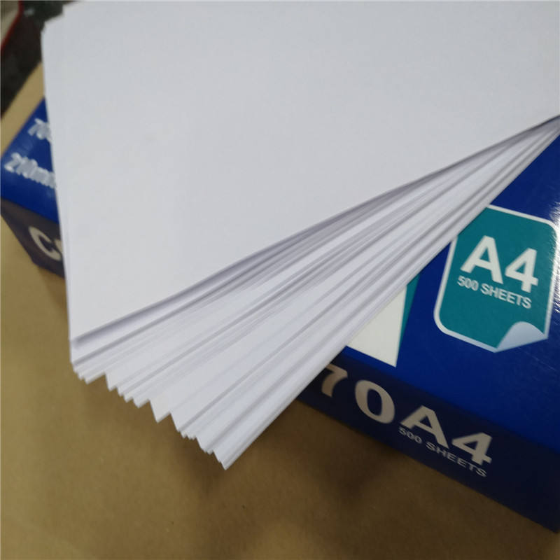copy bond paper 80 gsm 75 gsm 70 gsm for company office printing from china