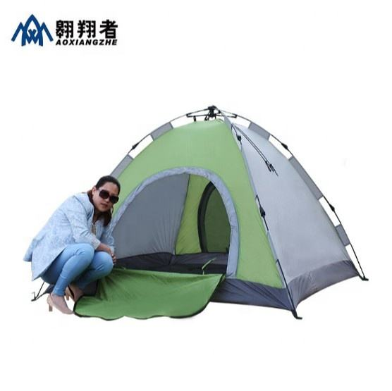 Hot sale Automatic Camping Backpacking Tents Camping Outdoor