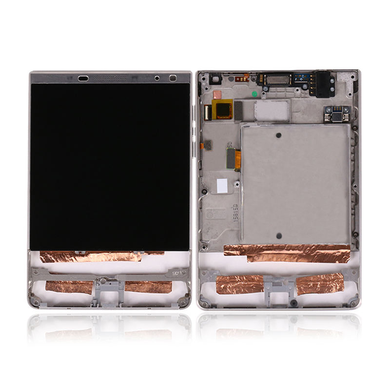 GZSQ Mobile Screen For Blackberry Passport 2 LCD Display Touch Screen Digitizer Assembly With Frame