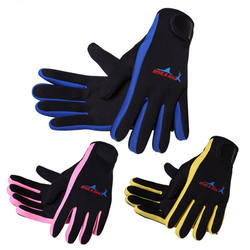 Factory Sale 1.5MM Diving Scratch-Proof Winter Swimming Gloves