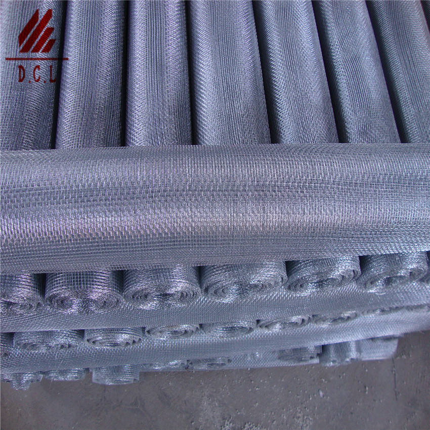 Hot dipped galvanized hardware cloth 8mesh