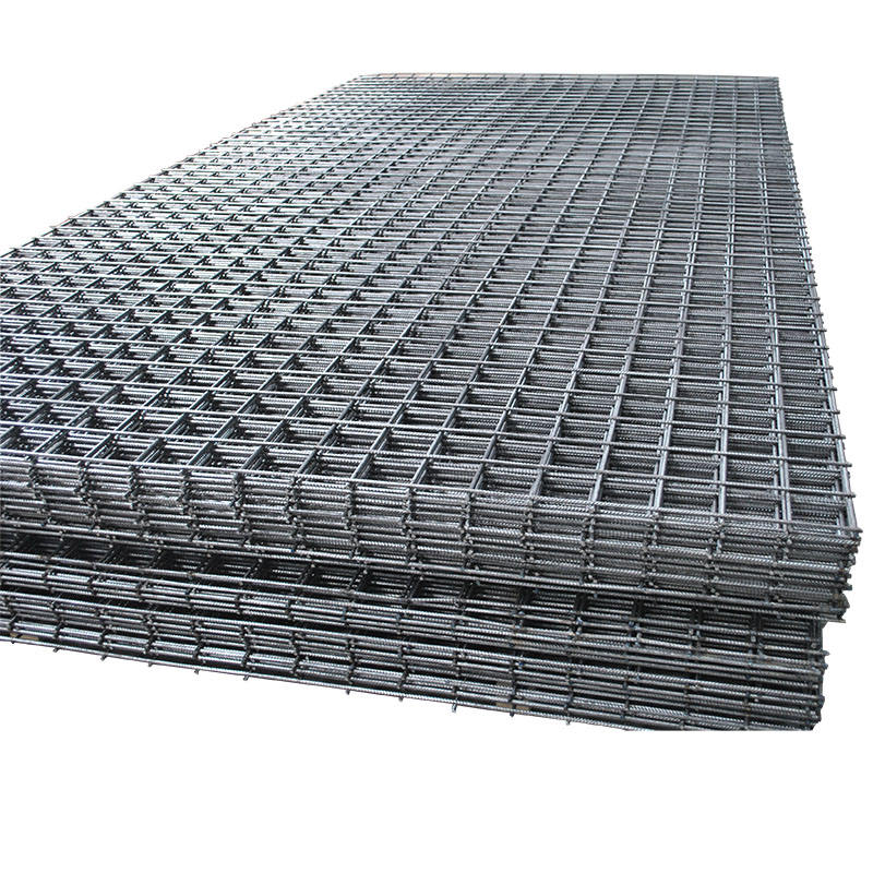 hot sale concrete construction building foundation rebar welded wire mesh/reinforcing steel bar mesh