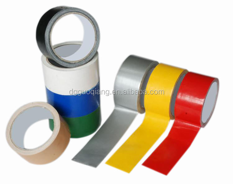 2016 Hot Selling Cheap All Kinds of Color PVC Cloth Duct Tape