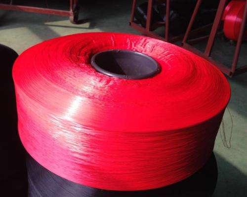Excellent quality low price 75D-1000D polyester fdy twisted yarn for ropes
