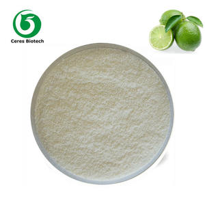 Natural Water Soluble Lime Fruit Juice Powder