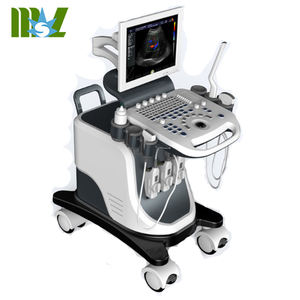 3D 4D Full Digital Trolley di Colore Doppler Ad Ultrasuoni Scanner CE
