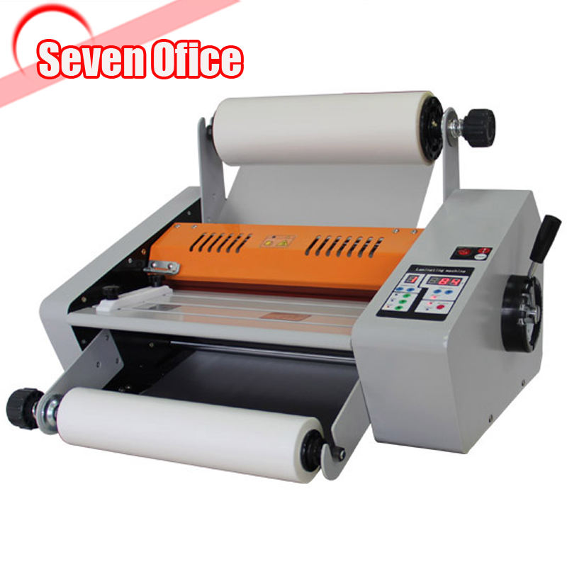 A3 Digitale Hot Roll Lamineren Machine Double Side thermisch Papier Roller Laminator