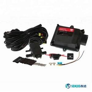 Auto a gas ecu/gas ecu kit mp48/cng gpl regolatore
