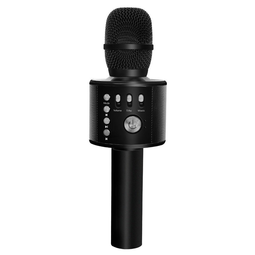 Wireless Bluetooth Karaoke Microphone3-in-1 Portable Handheld Karaoke Mic Speaker Machine Christmas Birthday Home Party for And