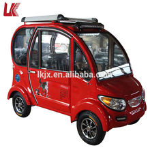 Cheap mini electric car for adult/four-wheel passenger car electric bike