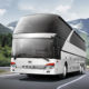 2017 new brand factory price bus manufacturer coach bus with good price