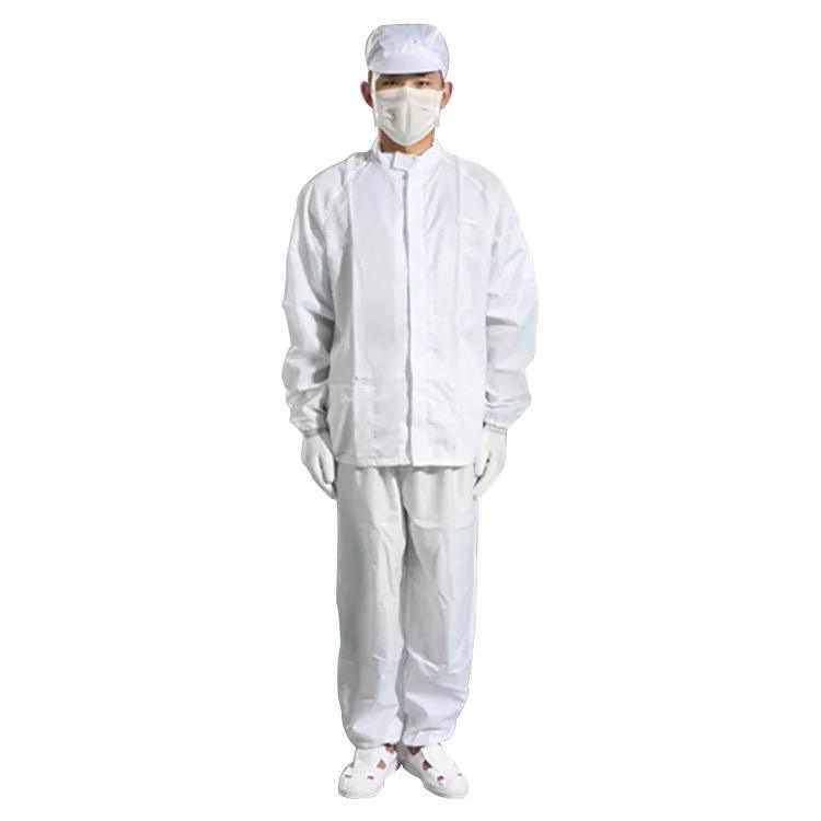 cleanroom anti-static electricity esd working personal protect clothes for factory LN-1560101B