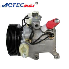 OEM 447190-6630 6PK 103mm denso sv07c auto air conditioner a/ c ac compressor for daihatsu terios