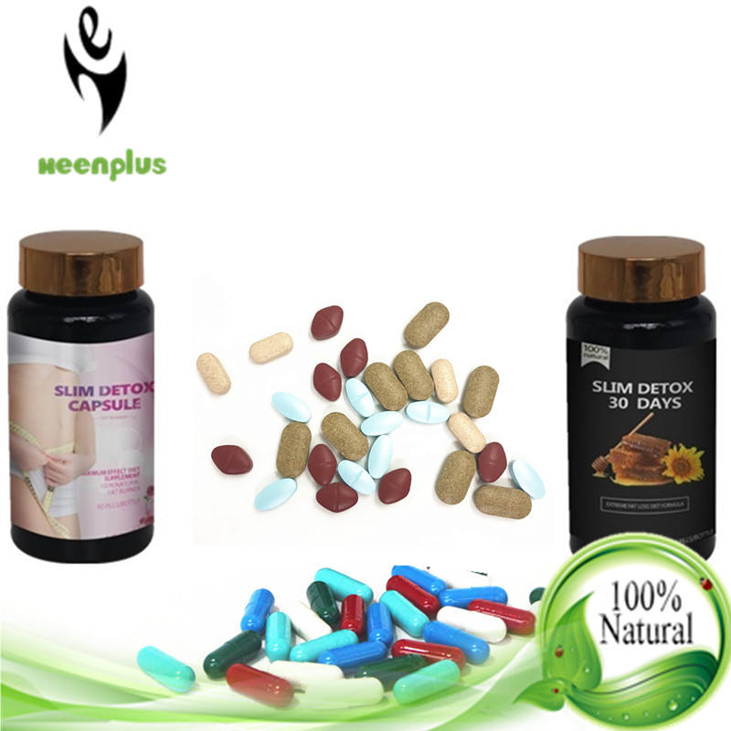 Chinese Fat Burner Green Coffee Bean Capsule Slimming Pills Weight