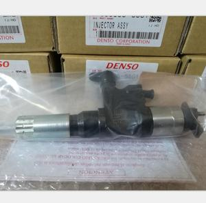 diesel fuel common rail injector 095000-5501 8-97367552-1 8973675521 for 4HL1/6HL1
