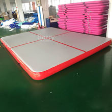 Blow Up Outdoor Used Air Track Trampoline Tumbling Usato Inflatable Airtrack Matte Wedge Gym Mat For Sale