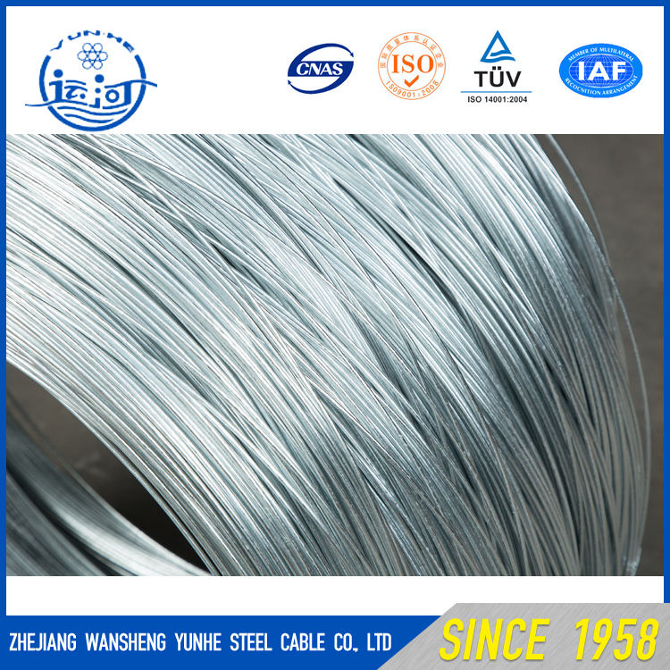 Steel Wire Manufacturer High Carbon Spring Steel Music Wire with Best Quality