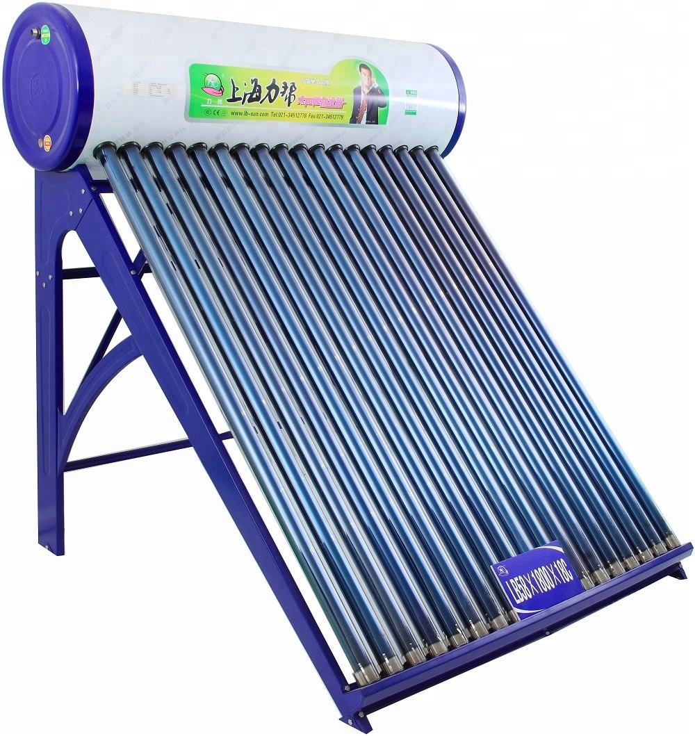 Hot Sales Cheap Solar Thermal Energy Collector non-pressurized solar water heater solar hot water systems