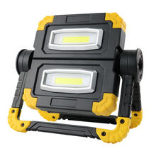 NEW Product 10W Portable Rechargeable COB LED Work Light, Outdoor Waterproof Inspection Light Prefer For Car Repair