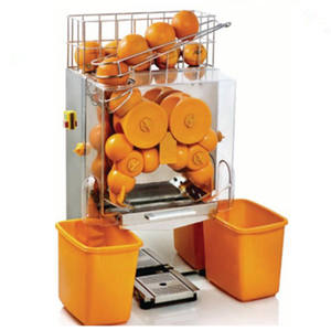 Industrielle Elektrische Mini Obst Orange Zitrone Limetten Apple Citrus Entsafter Maschine