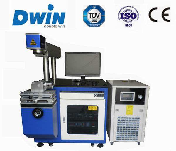 Dw50d diodo lado- láser bombeado por anillo de <span class=keywords><strong>alambre</strong></span> que hace la máquina