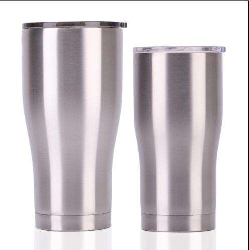 Hot selling stainless steel tumbler 20OZ 30oz Insulated double wall amazon logo customize ODM OEM available beer mugs