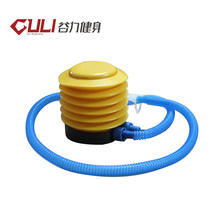 Plastic Inflatable Foot Pump For Yoga Ball