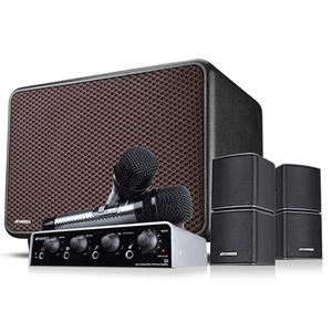 Grosir 5d 7d SANSUI home theater surround sound system 8 ohm speaker rumah