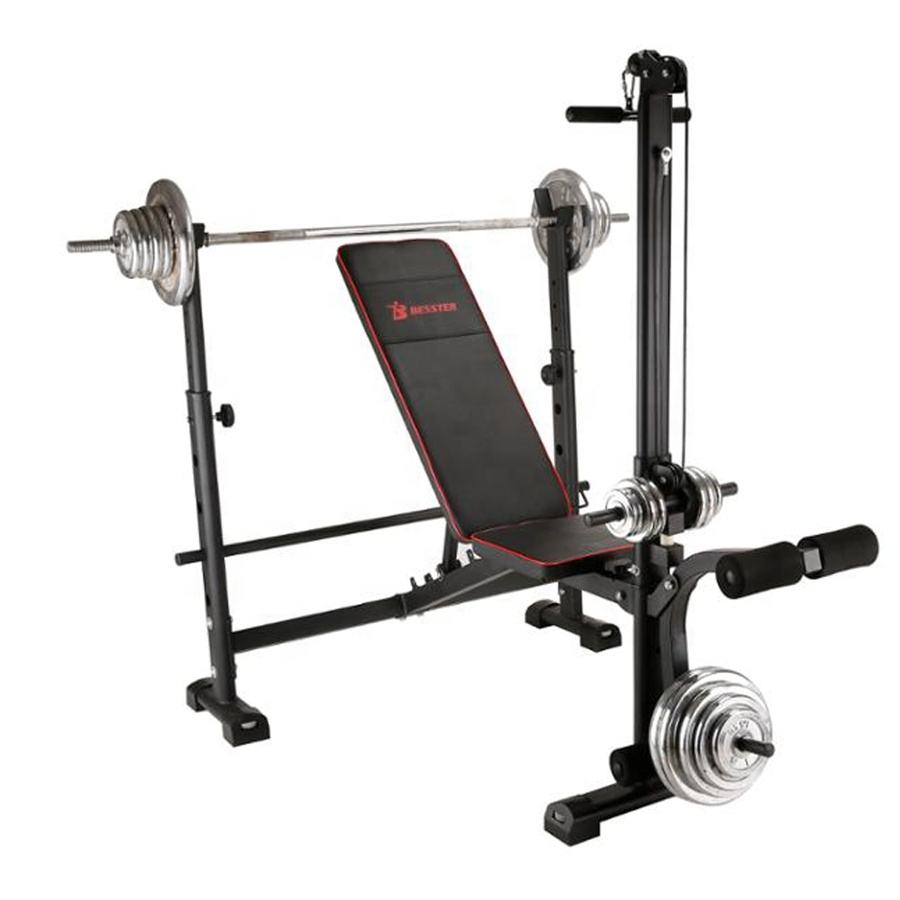 fitness equipment home gym weight bench