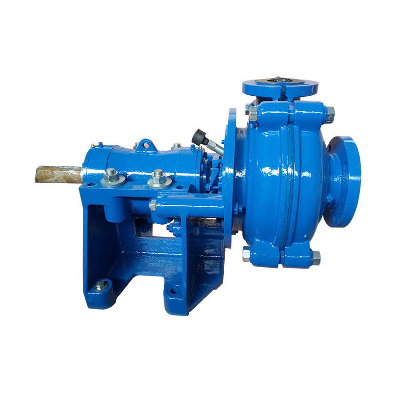 Corrosion Resistance Centrifugal Elastic Rubber Lime Slurry Pumps