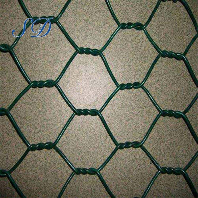 Hot Dipped Galvanized Anping Hexagonal Wire Mesh For Chicken Coop For Sale