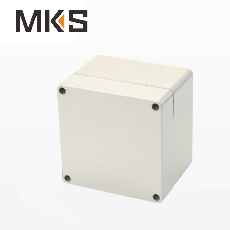 Elektronische metalen decoratieve junction box outdoor telefoon junction box
