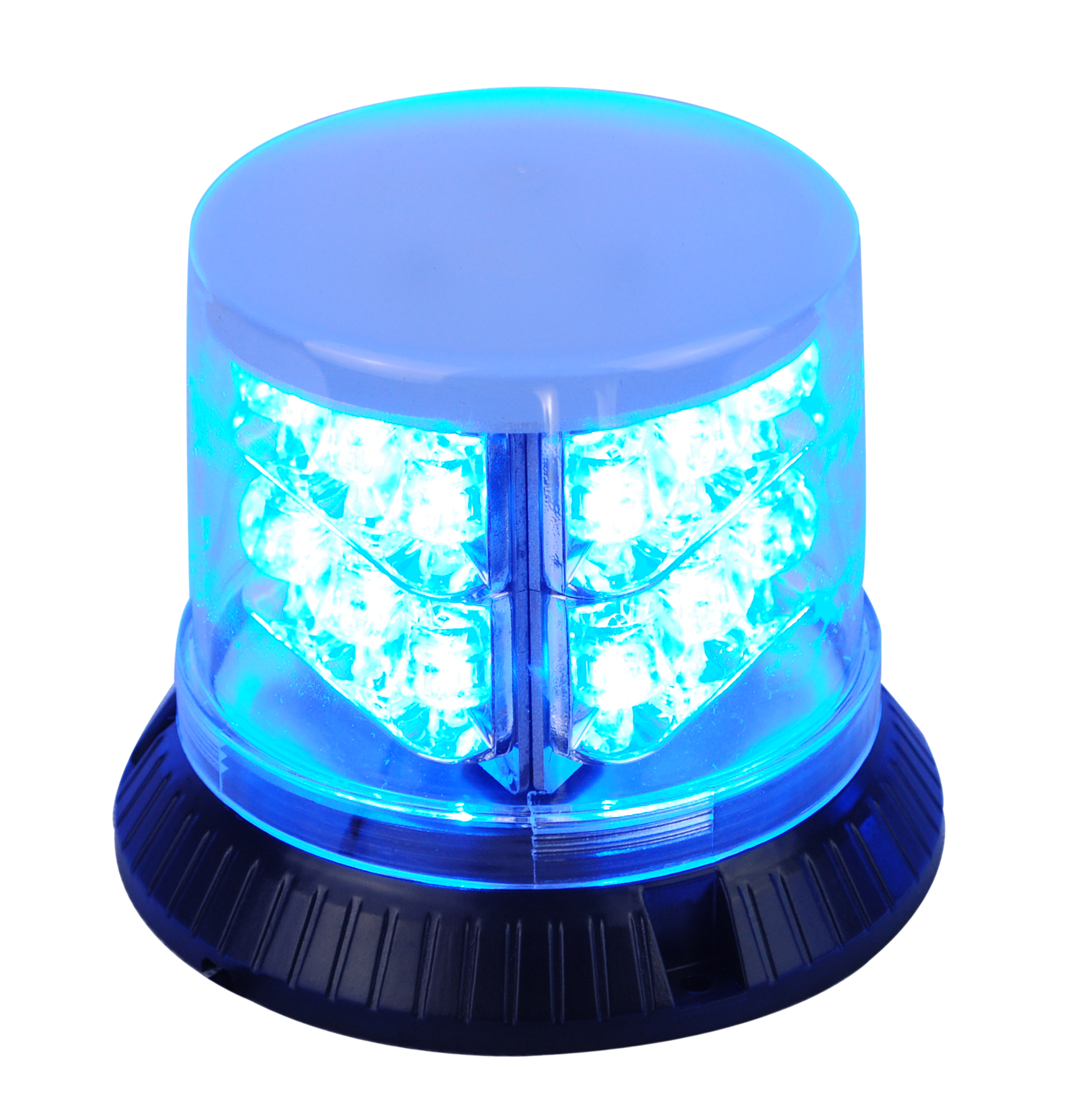 LED Mobil Polisi 27W Peringatan Beacon Light