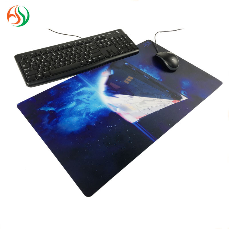 AY Extra Size Gaming Playmat Rubber Tafel Mat Oversize Mouse Pads Voor PC Gamer