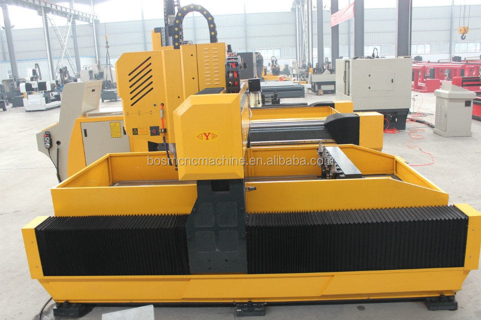 Vertical Steel Plate Drilling Machine Size 1000mm*2000mm