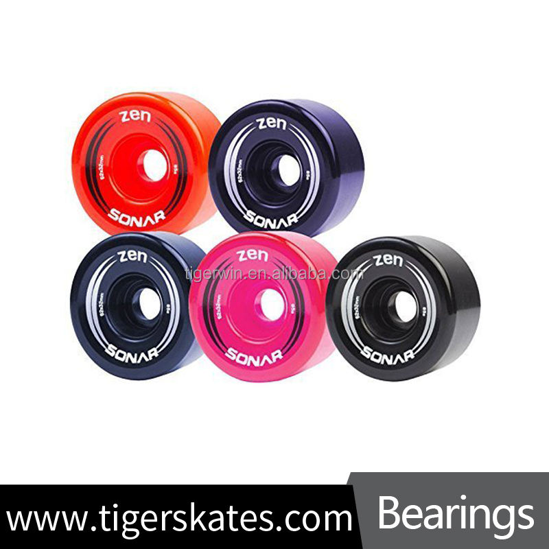 Custom High Quality Quad Outdoor Skateboard Wheel Multiple Size And Color Options Available Roller Skate Wheel 65*35mm