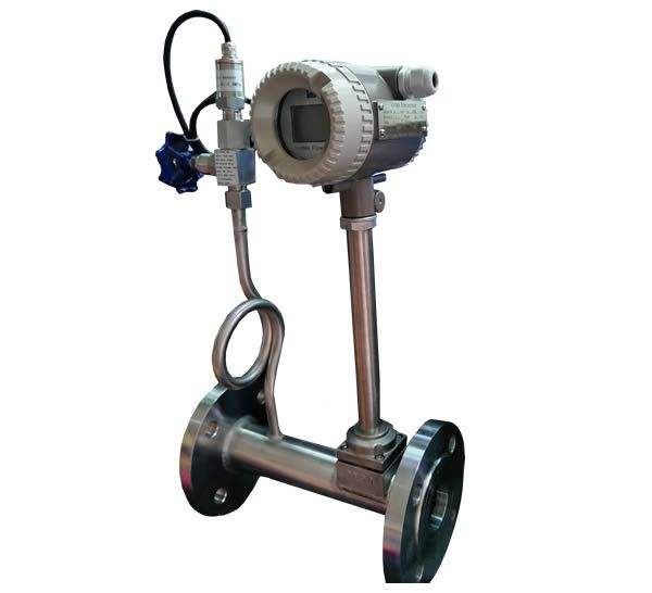 High Quality vortex flowmeter for gas/steam/air/liquid Made In China