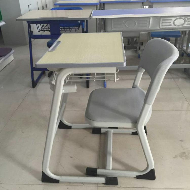 High quality with competitive price double students desk and chair school sets, school furniture