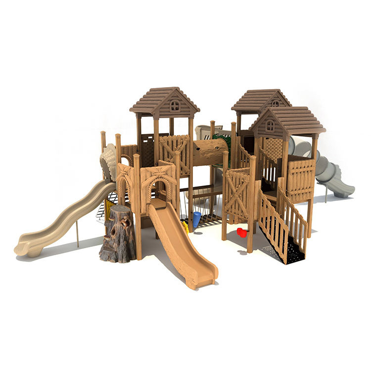 Promotional playground professional Multiplayer kids playground