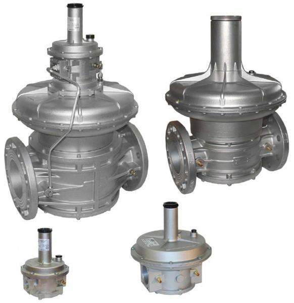 Valves and fittings gas safety reducing pressure release regulator valve for control valve