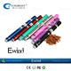 New innovative health products, pen like airflow adjustable vaporizer Ewind, 650 mah LCD battery dry herb vaporizer