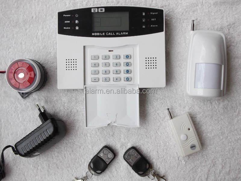Горячая gsm домашняя сигнализация