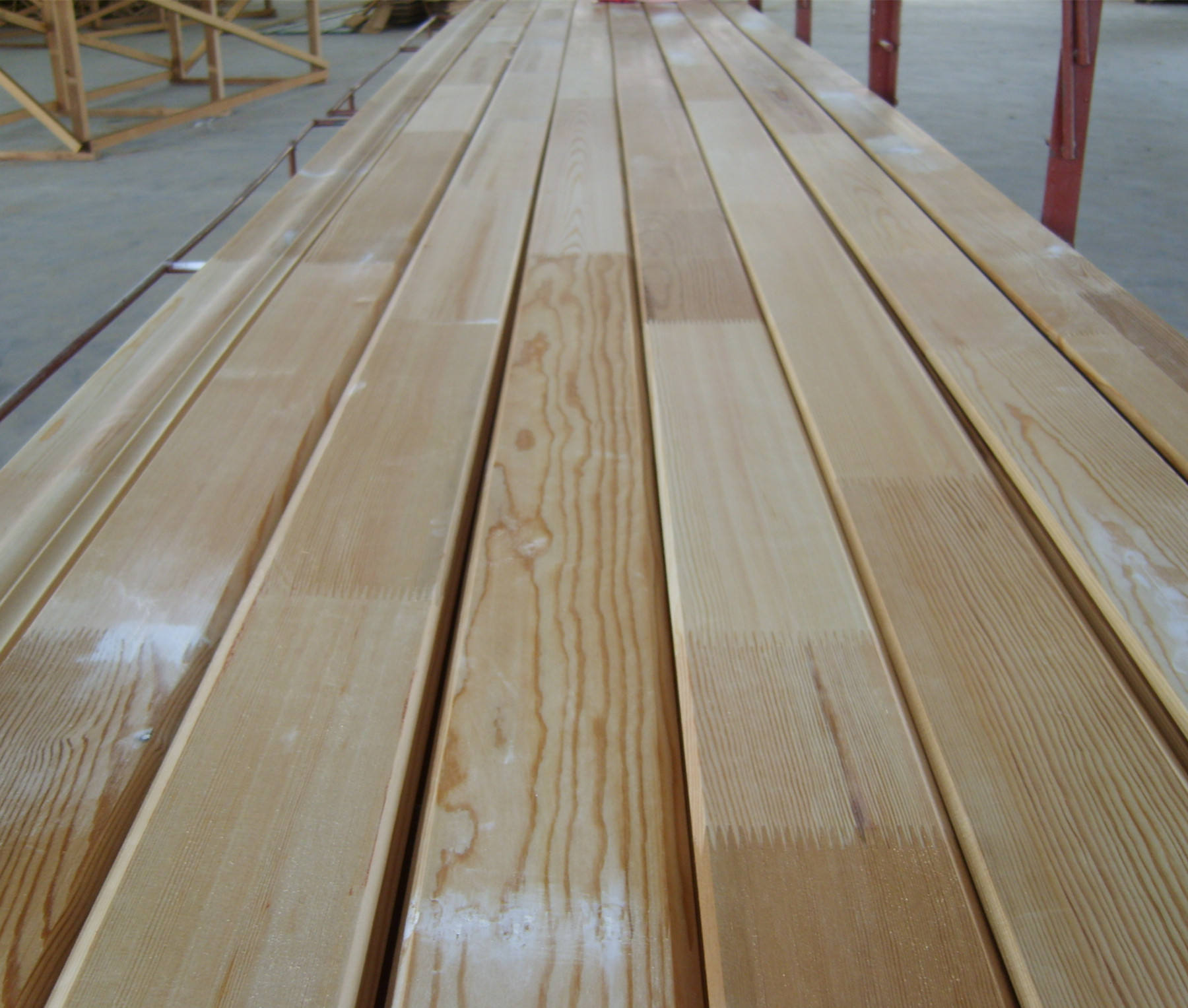 Finger Joint Laminated Solid Wood board