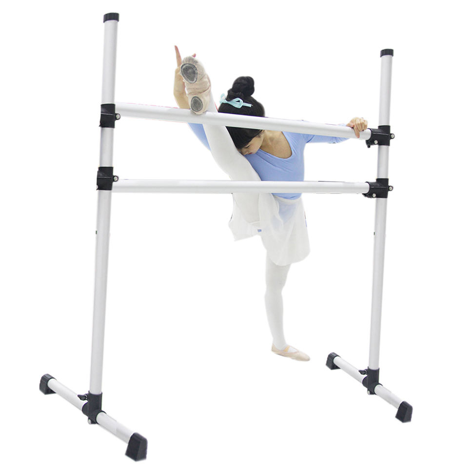 GIBBON China Suppliers Gymnastics Adjustable Ballet Bar, Toys For Kids New 2019 Fitness Equipment Ballet Barre