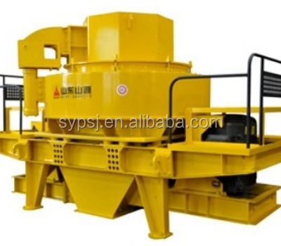 small gravel making machine with sand maker